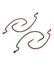 Worm Hooks, Offset Shank, EWG – Group