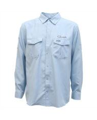 Performance Shirt Long Sleeve – Blue